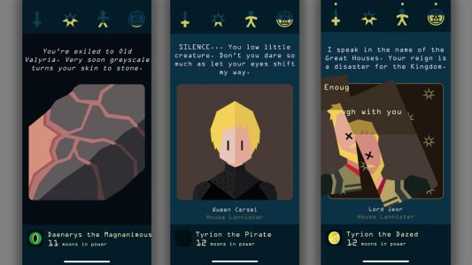 Reigns: Game Of Thrones Review: A Westerosi Romp