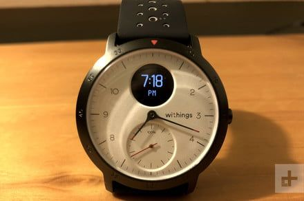 Withings reclaims its brand with the new Steel HR Sport hybrid watch
