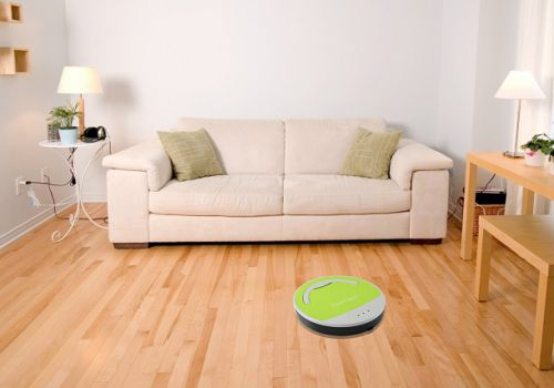 Don't want to spend hundreds on a Roomba? Try this robot vacuum for $70