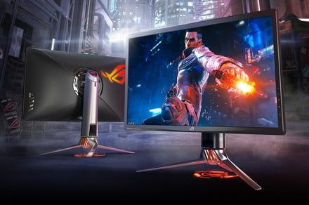 The latest Asus gaming monitor will be insanely expensive