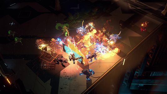 Endless Dungeon's first gameplay trailer shows an action roguelite full of alien swarms