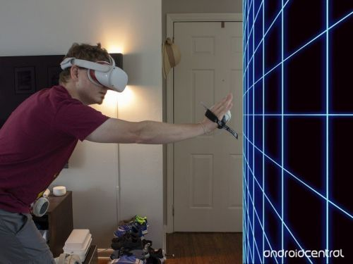 The next Oculus Quest update will allow for even larger play areas