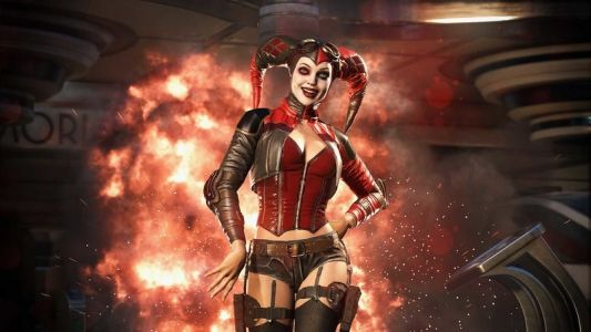 Injustice 2 going free to play this weekend for Xbox Live Gold members