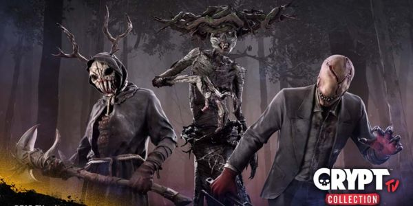 Dead By Daylight Mobile adds Crypt TV characters and other Halloween terrors into the 4v1 multiplayer this season