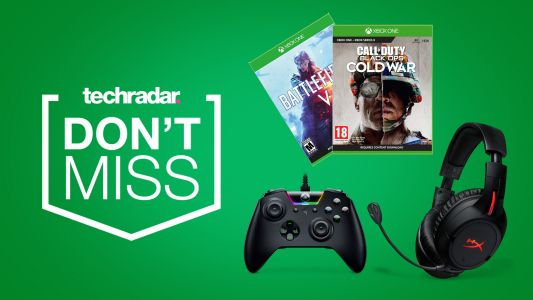 Microsoft launches massive Xbox sale with cheap games, headsets and more