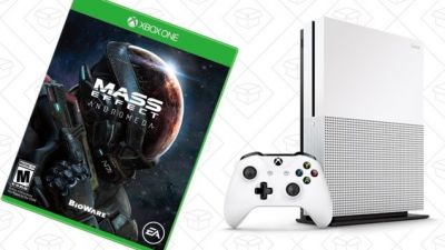 Buy An Xbox One S, Get Two Bonus Games, Including Mass Effect: Andromeda