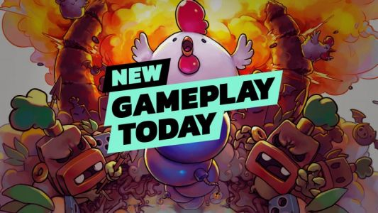 New Gameplay Today - Bomb Chicken