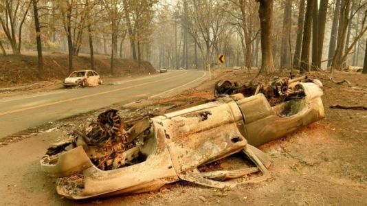 How to Help Victims of the California Wildfires: Red Cross, GoFundMe, Airbnb, and More