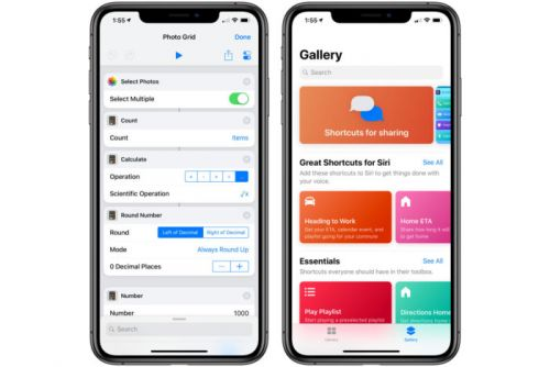 Apple updates Shortcuts app with Notes access and other new actions