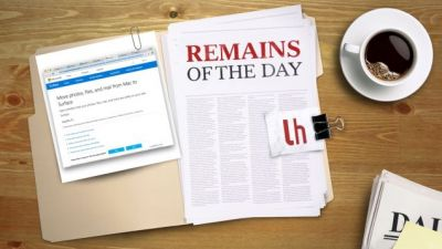 Remains of the Day: Microsoft Makes it Easy to Jump From Mac to Surface
