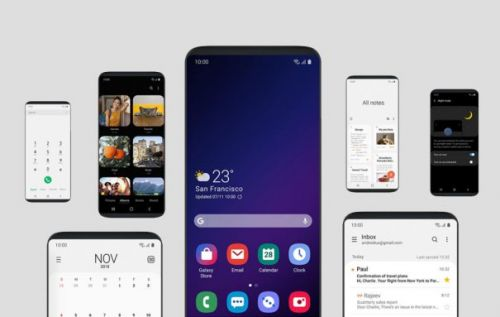 Galaxy S8 Android Pie update appears with One UI Beta