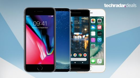Mobile phone price drop: new cheap deals on iPhone 8 and 7, Galaxy S8 and Pixel 2