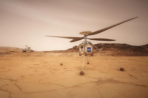 NASA Ingenuity Helicopter Plans First Ever Aerial Hover on Mars: How to Watch