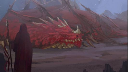 Help Redeem a Red Dragon in LAST MARCH OF THE TYRANT WYRM D&D Adventure