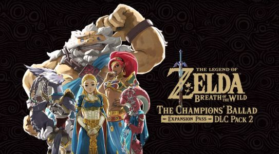 Tonight's 'Zelda' DLC gives you a motorcycle
