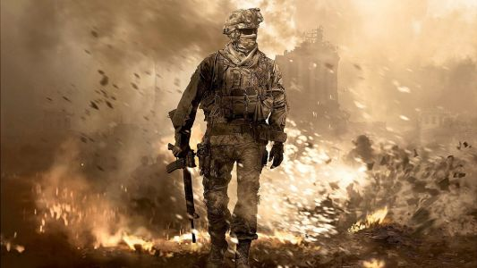 Call of Duty: Modern Warfare 2 Campaign Remastered out now on PS4