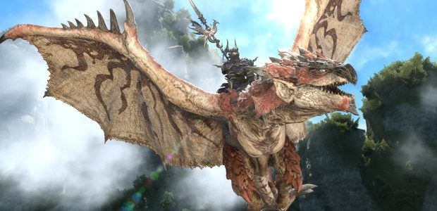Monster Hunter and Final Fantasy XIV's crossover blends the best of both worlds this August