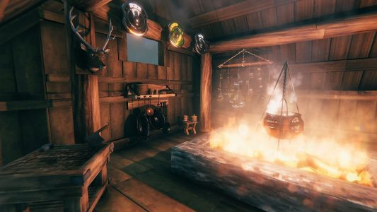 Valheim's Hearth & Home update is coming this autumn