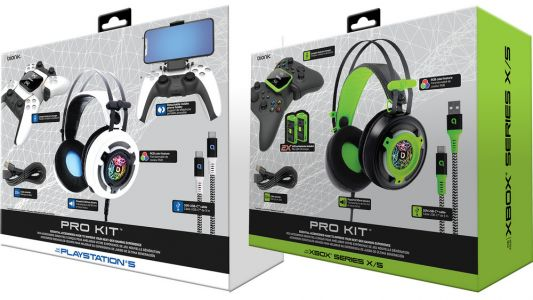 Bionik Announces New Acccessories for PS5, Xbox Series X|S, and More