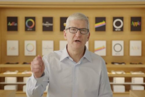 """Apple's Tim Cook: """"We do allow ourselves to fail"""""""