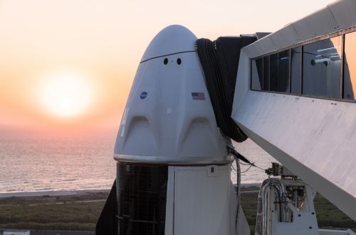 SpaceX Crew-2 Mission: How to Watch Falcon 9, NASA's Launch, Live Tonight