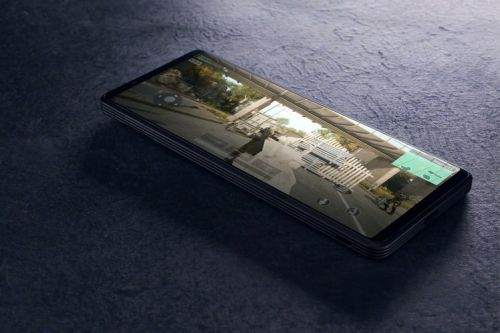 The Sony Xperia Pro-I can shoot 4K/120, aimed at pros and creators