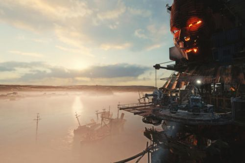 Metro Exodus hands-on: Patrolling the Caspian Sea almost makes you wish for nuclear winter