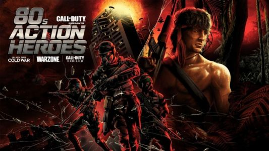Call Of Duty: Warzone And Black Ops Cold War Is Getting Rambo And Die Hard, Confirms Activision