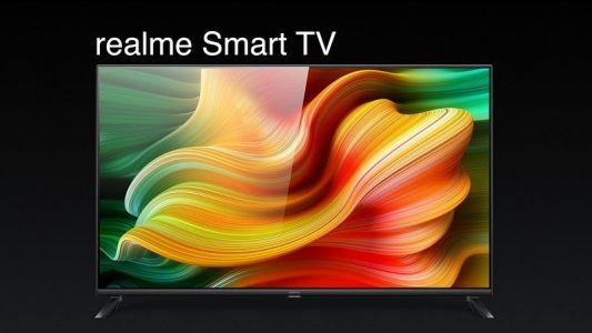 Realme Smart TV unveiled in India, and it starts off at just ₹12,999