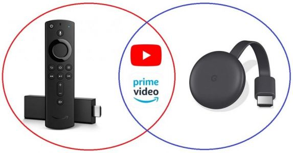 Google/Amazon deal sends YouTube to FireTV and Prime Video to Chromecast