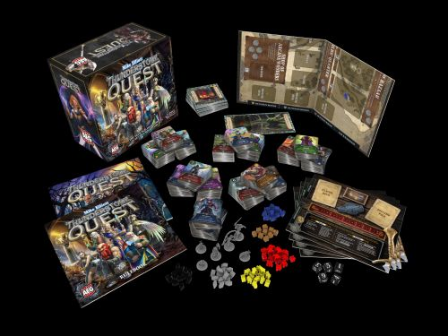 The OG Dungeon Crawl Deckbuilder Thunderstone Quest is Back On Kickstarter
