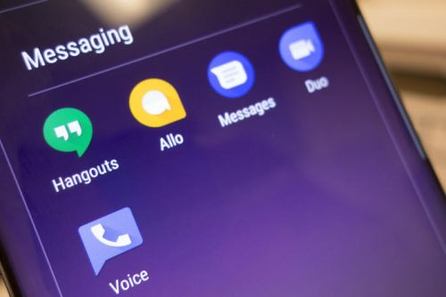 I don't care if Google's Chat for Android is an inferior version of Apple iMessage, I want it now