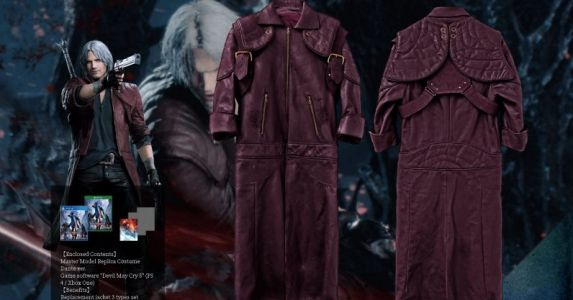 The $8k Devil May Cry V bundle is awesome and I want it