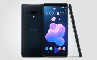 HTC's U12+ is a 6in phone designed for, er, one-handed use
