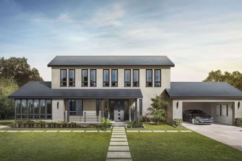 Tesla's solar panels and Powerwall batteries are becoming a package deal