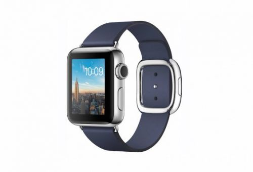 Apple drops Modern Buckle watch band from US stores