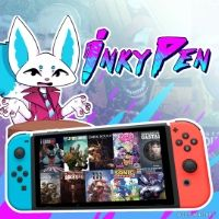 InkyPen is Nintendo Switch's first non-game application and it's all about reading comic books