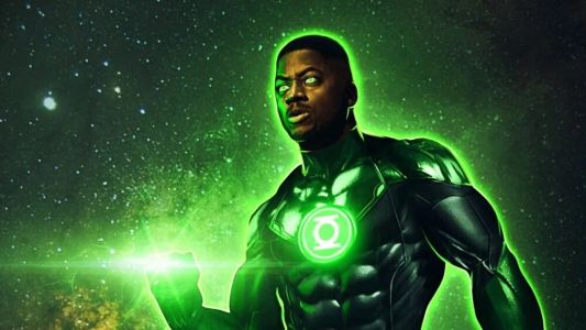 Zack Snyder Reveals Image of John Stewart's Green Lantern Cut From JUSTICE LEAGUE