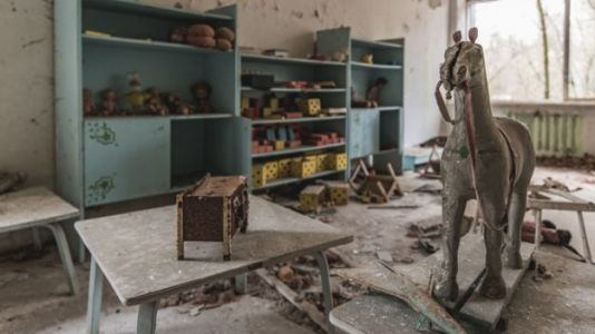 Photos: Eerie Ghost Towns You Can Visit
