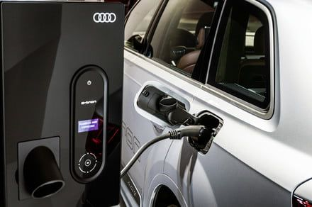 Audi has a new Smart Energy Network that uses EVs to help the power grid