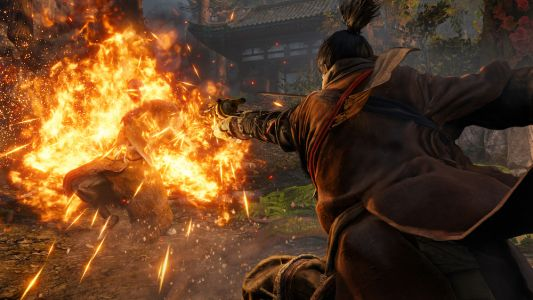 Sekiro: Here's How To Beat The Chained Ogre Boss