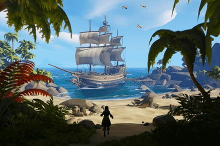 'Sea of Thieves' PC system requirements are surprisingly low