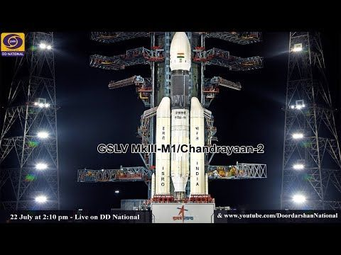 How to watch India's Chandrayaan-2 lunar mission launch live