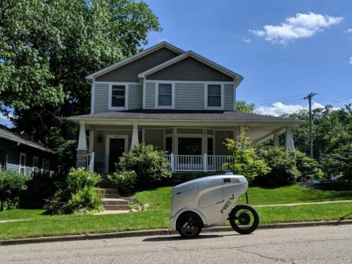 Last-mile, landscaping and leaping robots