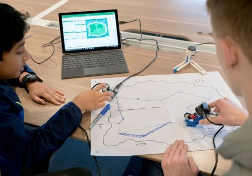 Microsoft doubles down on education market with new partnerships and devices
