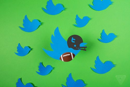 The person running your favorite football team's Twitter is probably a woman