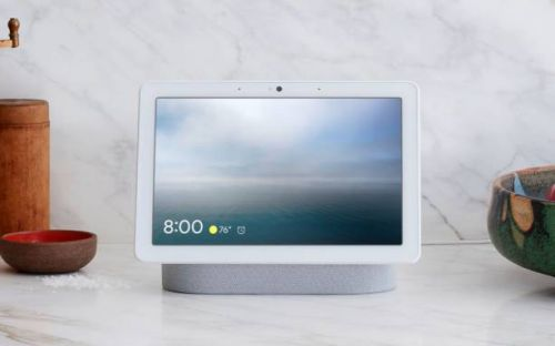Google Nest Hub Max release date briefly appears in support document