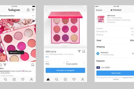 Insta-checkout? New Instagram service lets you shop without leaving the platform