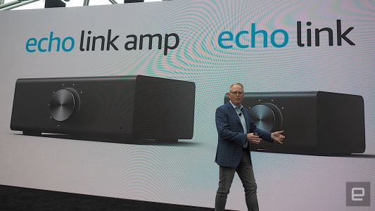 Amazon's Echo Link is its answer to high-end audio