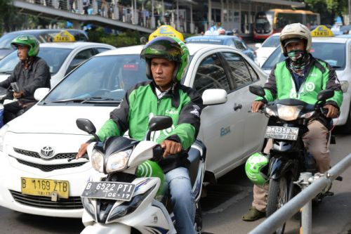 Go-Jek buys three startups to advance its mobile payment business